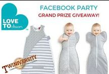 Giveaways & Reviews! / Stay tuned here for the latest giveaways, chats and parties (Facebook and Twitter) that Twiniversity has going on!  Whether you're looking for the next best diaper bag, the latest awesome movie to take your kids to our a stroller that you just can't decide on....we've got you covered for Reviews!