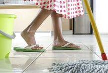 CLEANING REMEDIES...DIYS / by Georgie Rodarte