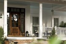 Curb Appeal / DIY & Inspiration  / by Mrs Custer