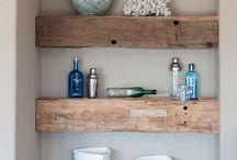 Shelves & Pegs