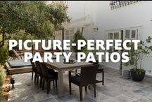 Picture-Perfect Party Patios / Keep your patio party-ready with the scrubbing power of Viva® Vantage®.