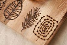 Pyrography | #woodburning / Ideas, patterns