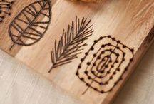 Pyrography | #woodburning / Ideas, patterns