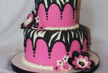 cake ideas / by Brandy Clay