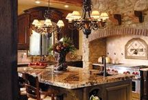 kitchen & dining / by Nicole Maley