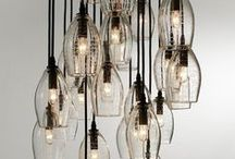 Lights and pendants / Wonderful, enlightening lights, really making a difference in any home!!!