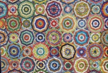 Quilt Away my Time  / by Karin Werth