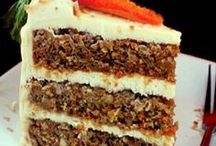 CAKES (CARROT) / by Lana Gould