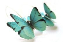 """""""The Birds and the Bees"""" and Butterflies / I am in my Butterfly phase...I have been through swans and bears so far!"""