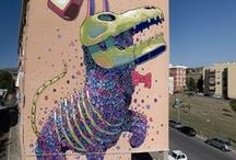Street Art / by Dario Albini