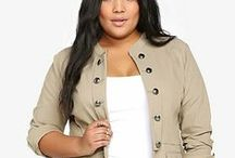 Plus Size Style / Plus Size Fashion for the Big Girls because we love style  plus size fashion for women #fashion  Curated by BigGirlsGuide.com Sherry Aikens #PlusSize