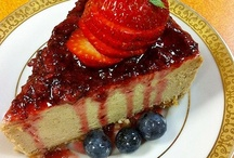CHEESECAKES (FRUIT) / by Lana Gould