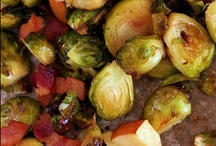brussel sprouts / by Melissa