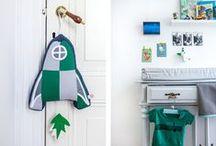 StyleStek | Messi's room
