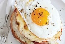 BREAKFA$T / Everything from eggs to cinnamon rolls, & anything in between. / by Chelsea Welch
