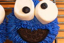 Parties: Cookie Monster / by Karly Dawn