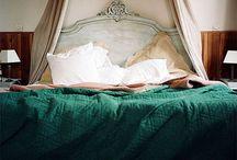 My green bedroom