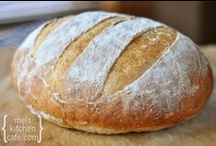 Bread / by Sherry Aikens