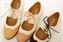 Shoes, shoes, shoes / by Aubrianna Brown