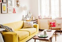 a home of our own / inspiration: living/dining/office/etc. / by Sandy Lynn Davis