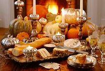 Holidays: Thanksgiving / by Lauren Ryker