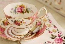 Tea Time / by Cheryl N