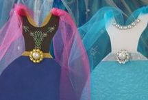 Party Ideas: Frozen / by Ruth McGuire