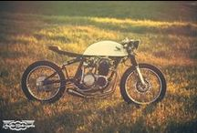 Cafe Racers / Cafe racer bikes