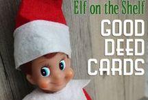 Elf on the Shelf / by Janet Abernathy