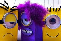 Party Ideas: Minion / by Ruth McGuire