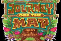 VBS 2015 Journey off the Map / by Ashley Faucett