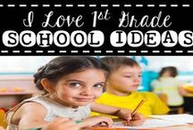 School / by Cecelia Magro I Love First Grade