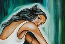 Mandy Williams Art / Contemporary artworks from New Zealand