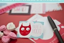 I {heart} Free Printables! / by Emily @ToadsTreasures.com