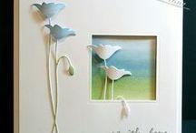 Cards using Memory Box Dies / by Jarmila Vik