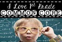 Common Core / by Cecelia Magro I Love First Grade
