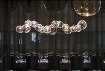 Inspiring restaurant designs / by Porscha Connor