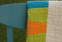 Quilting Inspiration / by Emily @ToadsTreasures.com