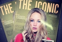 THE ICONIC MAG / THE ICONIC Magazine,bringing you a glossy, fashion filled, trend-savvy read for summer!