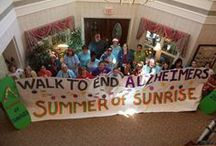"Summer of Sunrise / Each summer, we celebrate our dedicated team members and their Sunrise Spirit! Visit our Facebook and click ""Like"" to cast a vote for your favorite photos in this album that display team spirit. The photo with the most ""Likes"" as of noon ET on August 29th will be our Summer of Sunrise photo contest winner! / by Sunrise Senior Living"