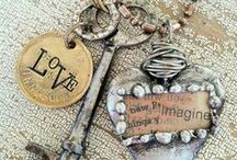 Jewelry Lovliness / Artistic Crafted Jewelry