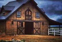 Barns / by Donna Neer