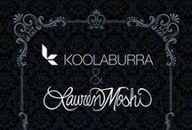 KOOLABURRA X LAUREN MOSHI PLAYING CARDS / by Koolaburra