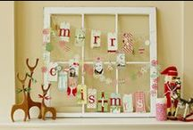 Christmas Crafts and Ideas / by Donna Neer