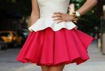 Divino Peplum / peplum, vestidos peplum, blusas peplum, diseños peplum