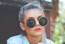 Gafas trendy para este verano 2014 / gafas, verano, gafas de sol, gafas para el verano, gafas de moda.
