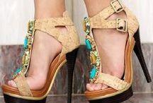 Zapatos de verano / zapatos, tacones, zapatos de verano, primavera