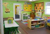 Child Care Rooms & Decor / by Terria Ashby