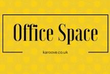 office space / ideas on creating and fitting out a small office space