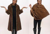 Vintage Furs / by Denise Adams